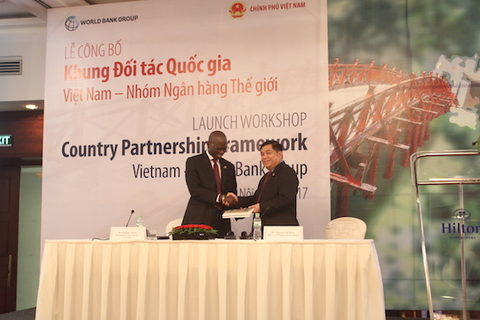 Wb issues blueprint for economy it accompanies viet nam as it is transitioning further into middle income country status and has graduated from the international development association malvernweather Choice Image