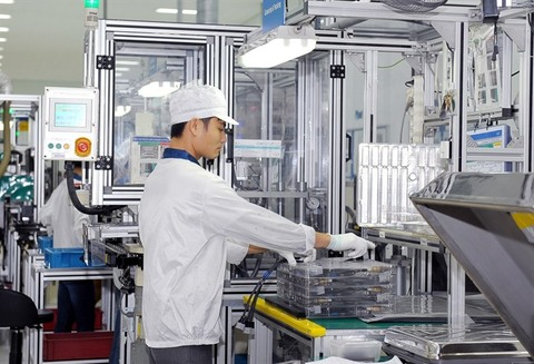 Vietnam likely to benefit from worldwide shift in production capacity