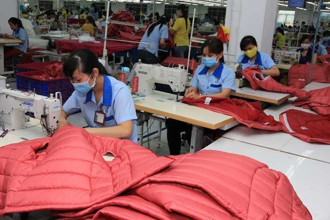 Apparel sector depends heavily on material imports