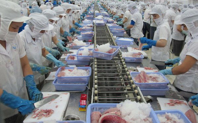 Seafood exports to China continues to fall amidst trade spat